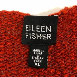 Eileen Fisher Sweaters - Eileen Fisher Long-Sleeve V-Neck Sweater